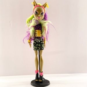 Monster High- Clawdeen Flytrap